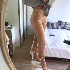 Fine Resume Babette bukser med frill. Brugt meget få gange 🌸