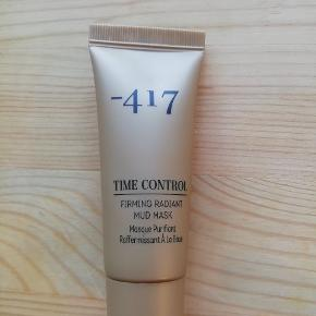 -417 Time Control Firming Radiant Mud Mask Ansigtsmaske 20 ml. Aldrig brugt