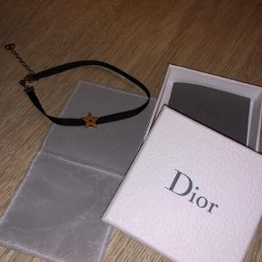 Limited edition vintage Dior star chocker necklace