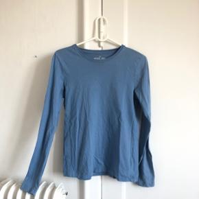 Fin bluse fra muji brugt få gange