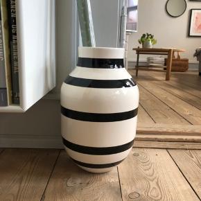 Skøn kähler stor vase.