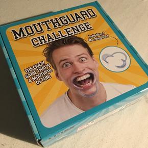 Mouthguard Challenge spilAldrig brugt, som nyt Købt for 150kr Sælges for 100kr inkl fragt - er åben for bud