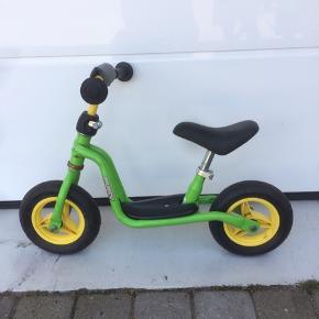 Puky løbecykel LR str. M Den har lidt rust og skrammer, men fungerer fint. Afhentes i skads