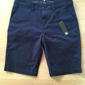 Mega lækre shorts i stretch stof - aldrig brugt.
