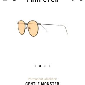 Bought 20/08/2019.  Gentlemonster baguette m01 sunglasses.  The price is negotiable.  New price 2800kr. My price 1000kr.