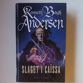 """""""Slaget i Caïssa"""" af Kenneth Bøgh Andersen God ungdomsbog 378 sider Kun læst en gang  Ungdomsbog / ungdomsbøger / fantasy / roman"""