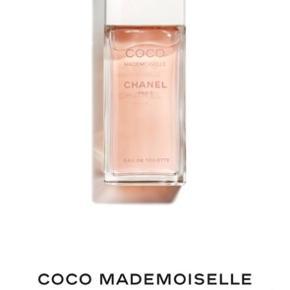 Den lækre kendte coco chanel mademoiselle, sælger udelukkende fordi jeg har for mange parfumer og mangler penge.