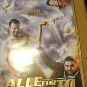 Alle for to dvd