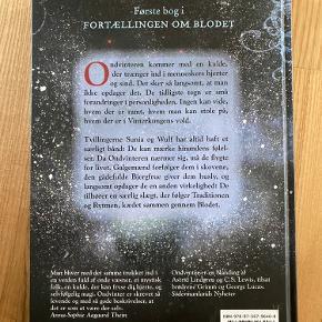 Ondvinter første bog i serien af Anders Bjørkelid. Fortællingen om blodet.  Læst en gang. Som ny.  Køber betaler fragten  Bytter ikke
