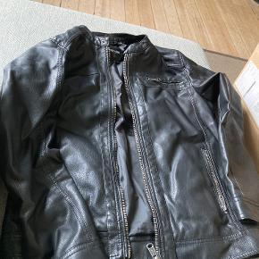 ONLY & SONS skind- & læderjakke