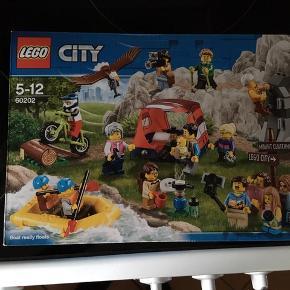 Lego 60202 Æske aldrig pbnet