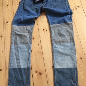 Vintage KENZO bukser. Meget rare. Se billede nr. 3 hvordan de fitter. (Jeg er 1.83 høj)