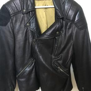 """Åben for bud, Acne """"Theo"""" biker jacket købt mange år tilbage."""