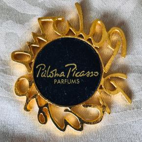 Meget flot Paloma Picasso taskespejl.