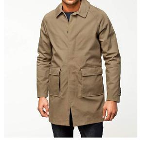 Style: allan mac coat ID Nr. 16034670 Har inderlommer Kan mødes i Århus/hadsten eller sendes for 50kr