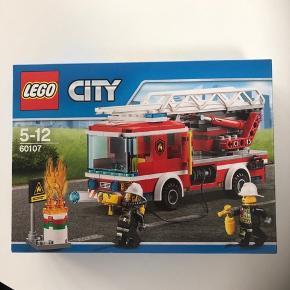 Lego City 60107 - aldrig åbnet