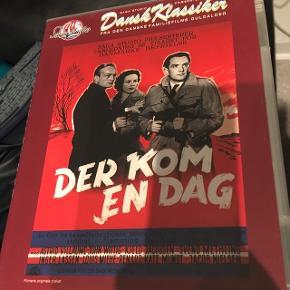 Gammel dansk film - Der kom en dag.