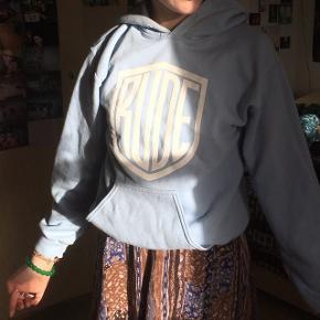 Vildt flot rude hoodie. Størrelse small. Næsten aldrig brugt! Købt for 400