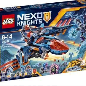 Nexo Knights 70351 Clays falkekampblaster - uden æske, pakket i poser.