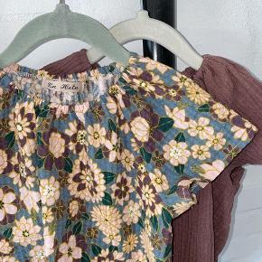 La Hela kjole str. 92, laves i 86-110 laves også bluse samt short eller buks ✨