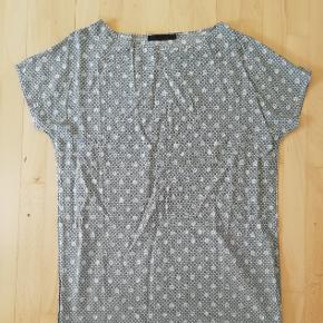 Kjole med mønster Str. XS/S