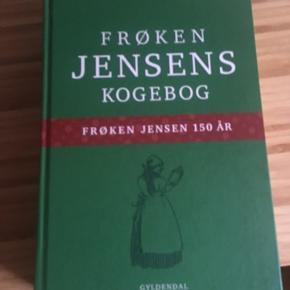 Frøken Jensens kogebog -fast pris -køb 4 annoncer og den billigste er gratis - kan afhentes på Mimersgade. 2200 - sender gerne hvis du betaler Porto - mødes ikke andre steder - bytter ikke