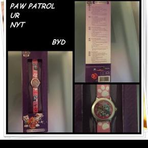 Paw patrol ur nyt byd