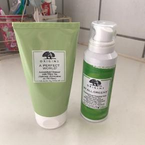 Pelling brugt 1 gang - rens brugt 5 dage -  Må desværre konstatere min hud ikke kan tåle disse lækre produkter - så sælges billigt til 250 kr samlet for begge 🌸