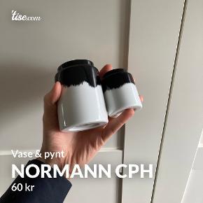 Normann Copenhagen porcelæn