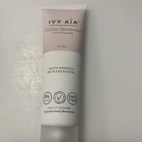 IVY AIA 🌱 VEGAN DAGCREME, olie fri  50 ml 📌  Tjek også mine andre beauty tilbud på TRENDSALE 🤩📌  Har 2 stk 📌