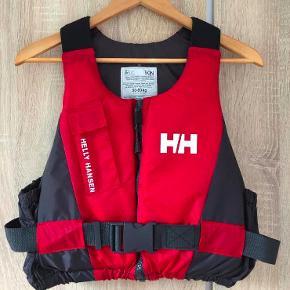 Helly Hansen padlevest. Størrelse: 50-60 kg. Brugt 2-3 gange.  Nypris 349,-  Kan afhentes på Vesterbro. Handler meget gerne via MobilePay.