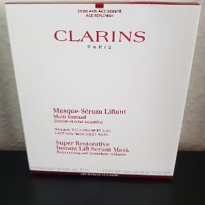 Clarins hudpleje