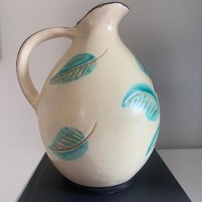 Gammel dansk malet keramik