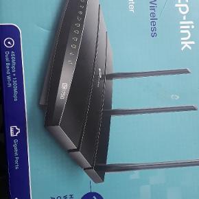 To link ac 1750 wireless dual band Jeg har lige købt denne router sidste måned men da det var mit modem det var galt med din jeg en der ikke krævede router. Jeg har stadig kvittering på mail.pg der er 3 års garanti