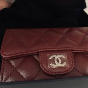 New Wallet. Never used. Original packaging and receipt available. Bought in Chanel store Copenhagen.