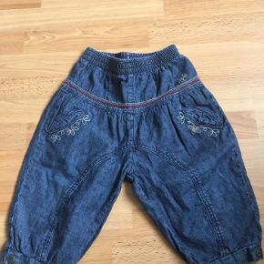 Superlækre cowboybukser fra Kenzo, kun brugt 1 gang, som nye.