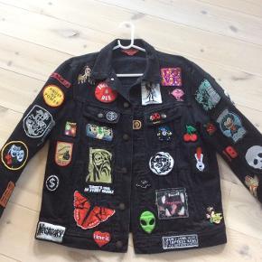 Supreme virkelig sjov/ special jakke.