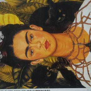Frida Kahlo puslespil m 1000 brikker