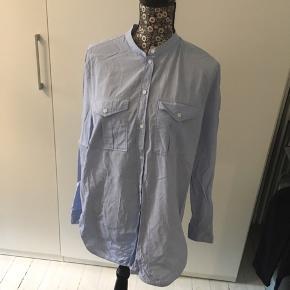 Så fin skjorte  Sorry ikke strøget på billedet😉