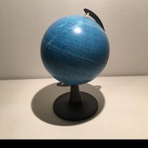 Lille fin globus om stjernesystemet