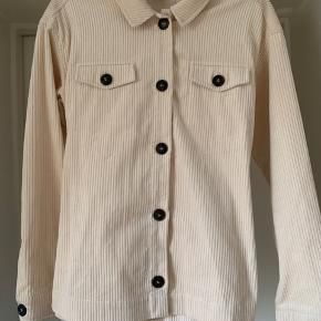 Corduroy beige shirt from ichi. New, still with a price tag 🏷