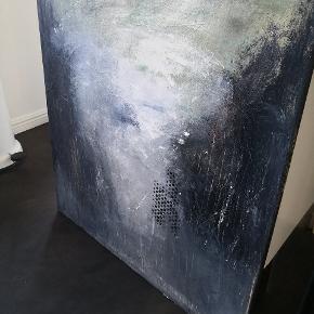Maleri fra Art By Rohmann  i str 80x80. Malerier også på bestilling. Ønsker du en detalje mere på dette maleri evt et særligt årstal eller lign kan dette laves med stencil uden mer beregning. Kan sendes med postnord mod mer beregning.