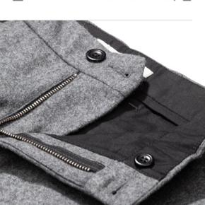 Str 31 waist model ARos wool