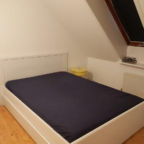 Bed from Ikea. 140*200. With two drawers. With matress included