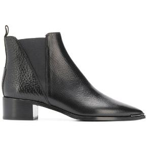 Acne Jensen boots. Used by fine. Bottom of shoe has been protected. Dust bags included.