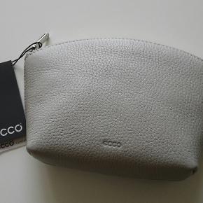 Ecco make up taske, make up pung, Ecco sp3 pouch. Ægte ko læder.  Ingen dyr og røg.