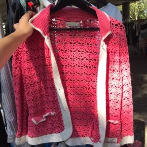 Sød pink cardigan/trøje Str S-M