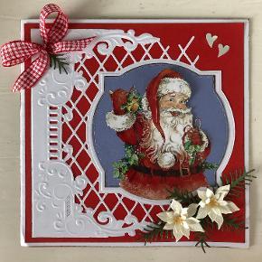 Jule gave kort til penge gaven eller til alm julekort. Håndlavede kort, aldrig brugt selvfølgelig. Kortene er inkl. kuvert. Se også mine andre kort. Køber betaler evt. porto.
