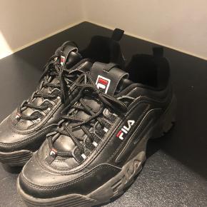 Brugt få gange, skoene er som nye