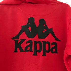 Virkelig fin Kappa hoodie, brugt få gange.  Nypris:  600kr Mp: 300kr